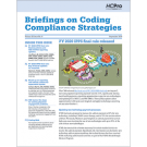 Briefings on Coding Compliance Strategies
