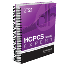 2021 HCPCS Level II Expert