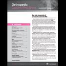 Orthopedic Coder's Pink Sheet