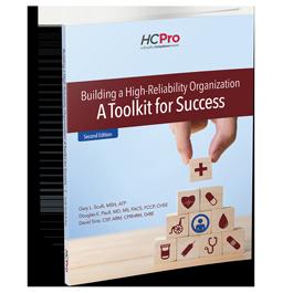 Building a High-Reliability Organization
